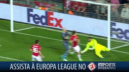 No sufoco, United empata com o Celta e se classifica para a final da Europa League