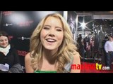 TAYLOR SPREITLER Interview at Extraordinary Measures Premiere