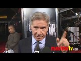 Harrison Ford Interview at Extraordinary Measures Premiere