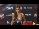 TORI BLACK Arriving at 2010 AVN AWARDS SHOW Las Vegas