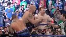 Mark Henry & Daniel Bryan & Cody Rhodes vs Big Show & Randy Orton & Sheamus WWE Smackdown April 20th 2012