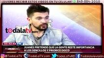 Juanes pretende que la gente reste importancia a los sencillos-Famosos Inside-Video