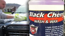 DETAIL KING - Black Cherry Wash & Wax FULL REVIEW & FULL RESULTS