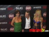 SHAUNA SAND, KELLI MCCARTY Arriving at 2010 AVN AWARDS SHOW