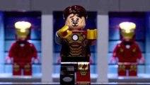 Lego Iron Man's New Suit - prison break
