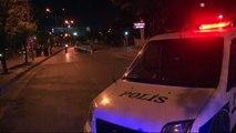 Ankara - Başkentte Trafik Kazası 2 Yaralı