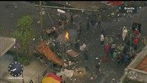 Novas imagens mostram ação de traficantes armados na Cracolândia