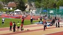 400m Interclubs 2017 Brive