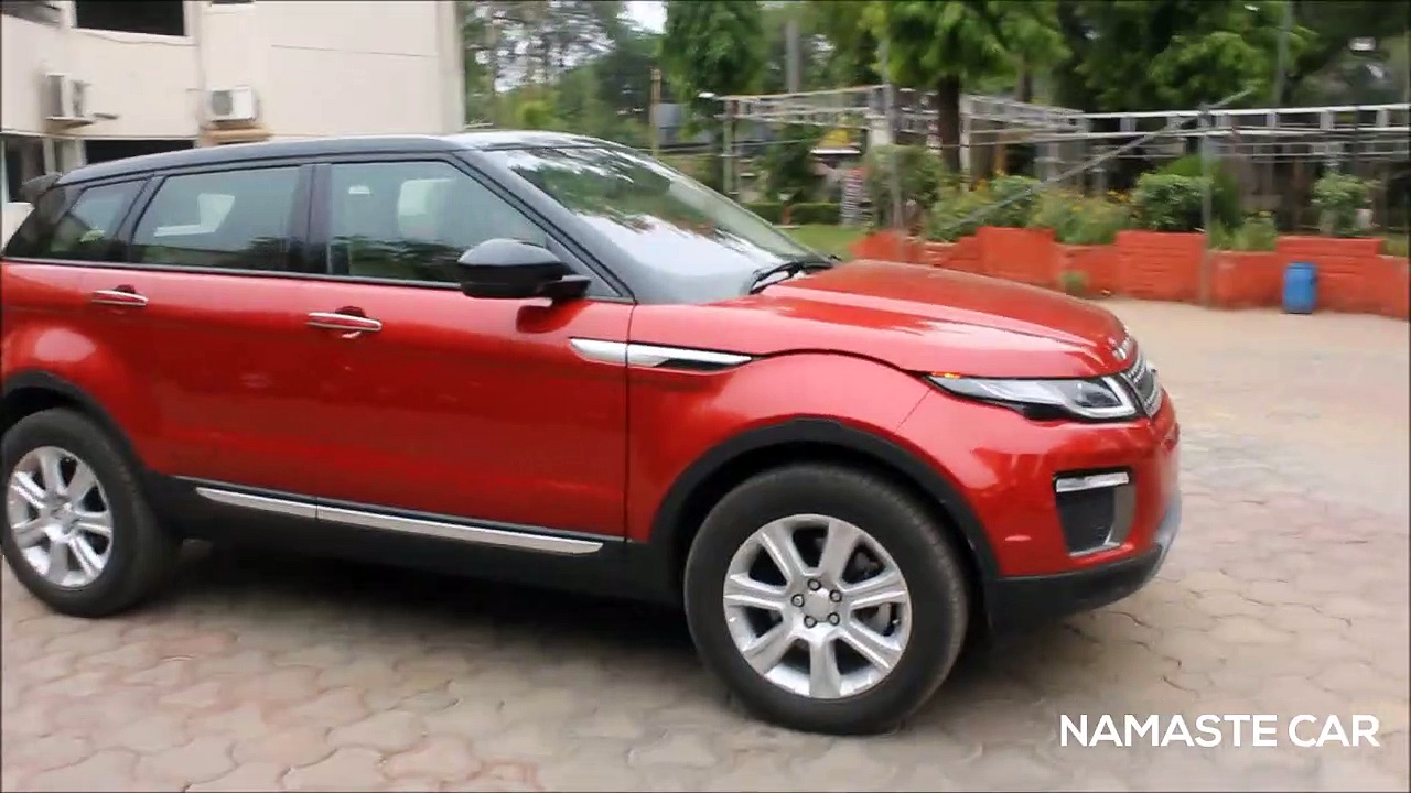 Range Rover ife review