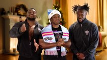 The New Day bring th e Night Before Christmas'