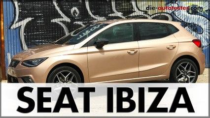 Seat Ibiza 1.0 TSI 115 PS Review & Driving Report 2017 Test   Car   English