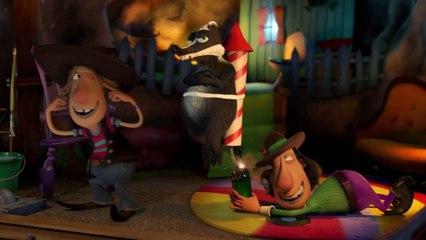 Cine para niños: 'Dos Colegas al rescate'