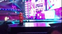 Nikki Bella and John Cena relax and get glammed before Nickelodeon's Kids Choice by John Cena