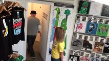 The Changing Room - Girl's Locker Room Prank Full Hd