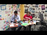 boxing champ mikey garcia at childrens hospital in philly - esnews