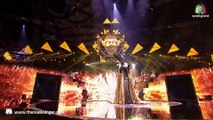 หน้ากากหงส์ดำ | Semi-Final Group B | THE MASK SINGER หน้ากากนักร้อง 2