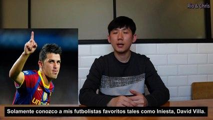 Koreans Pronounce the Names of Latin Celebrities and Spanish Footballer 스페인,남미 연예인 및 축구선수의 이름을 읽어봅시다