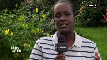 Les femmes africaines sportives