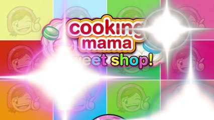Cooking Mama: Sweet Shop : Trailer Annonce