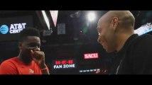 Thierry Henry rend fou un grand espoir de NBA (vidéo)