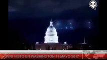 OVNI VISTO EN WASHINGTON 11 MAYO 2017  UFO SEEN AT WASHINGTON 11 MAY 2017