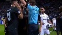 Porto vs Juventus Telles RED Card UEFA Champions League 22.02.2017