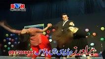 Ajab Gul and SidraNoor New Song - Khayesta Me De janan - Mega Star Show