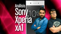 Análisis Sony Xperia XA1