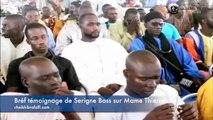 Les revélations de Serigne Saliou sur sur Mame Thierno Ibra Faty, selon Serigne Bass
