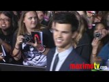 "TAYLOR LAUTNER at  ""NEW MOON"" Premiere Arrivals"