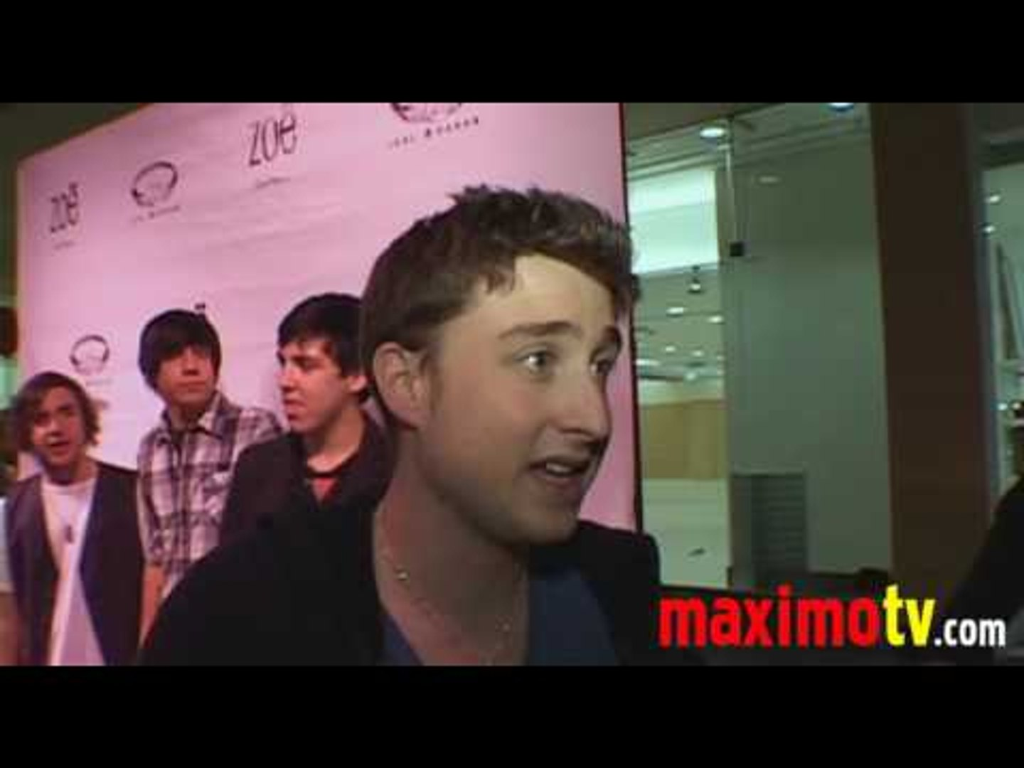 Kyle Kaplan Interview at Zoe Myers 'Love Me or Hate Me' Premiere Music Video