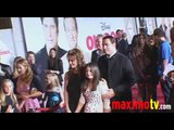John Travolta, Kelly Preston and Daughter Ella Bleu Travolta at OLD DOGS Premiere