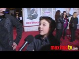 "Bradley Steven Perry & Jason Dolley Interview at ""OLD DOGS"" Premiere"