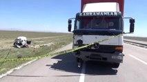 Aksaray'da Trafik Kazaları: 1 Ölü, 3 Yaralı