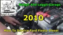 2010 ford fiesta diesel full service bodgit and leggit garage