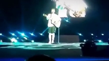 Pop Singer JUSTIN BIEBER live performance mumbai - PURPOSE TOUR 2017 - India
