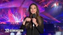 """Eurovision 2017 : Alma """"rassurée par les fans français au premier rang"""" du concours"""