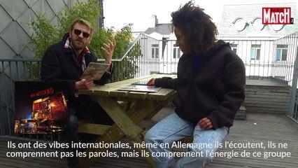 """Joy Wellboy, deux Flamands à Berlin : """"Musicalement, on peut se permettre beaucoup en français"""""""