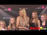 MARIA SHARAPOVA at T-Mobile and Sony Ericsson Equinox Phone Launch October 31, 2009