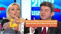 """Législatives : quand Jean-Luc Mélenchon refusait d'aller """"se planquer dans une circonscription confortable"""""""