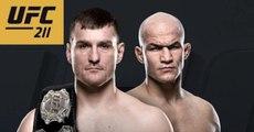 MMA media predict Stipe Miocic vs. Junior Dos Santos