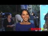 Olivia Munn Interview at SPIKE TV'S 2009 SCREAM AWARDS