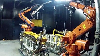 Cum se fabrică un BMW