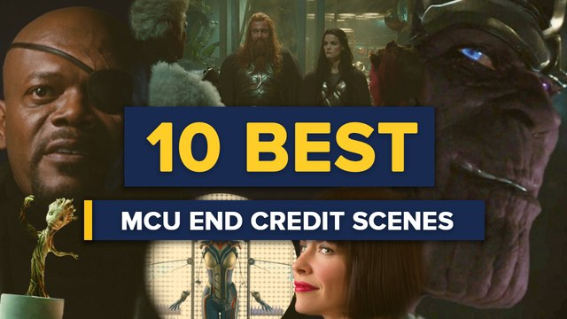 10 Best MCU Post Credits Scenes
