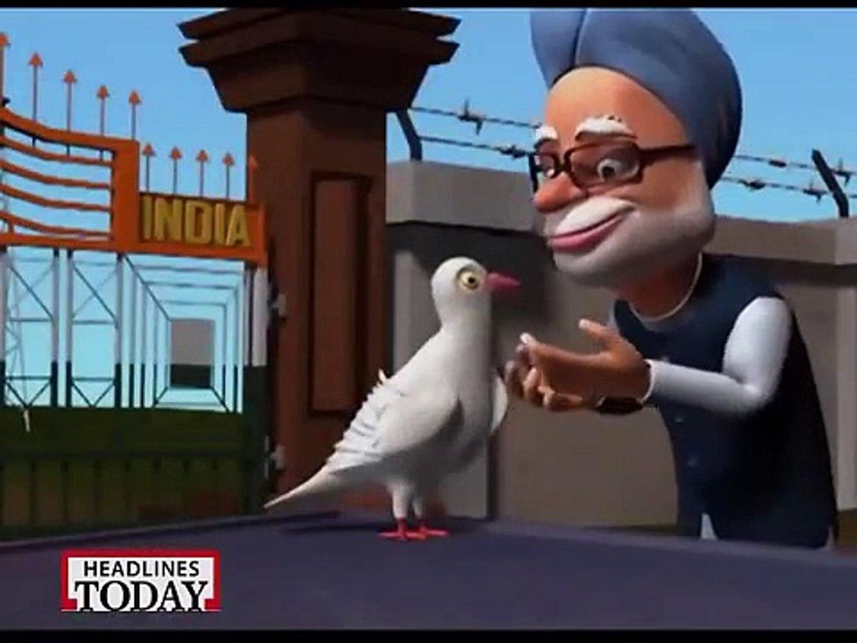 (So Sorry) India vs Pakistan  Story inside
