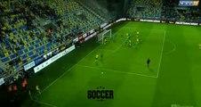 Rafal Siemaszko Goal HD - Arka Gdynia1-0Leczna 12.05.2017