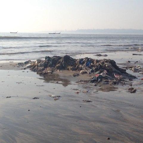 Mumbai local saves beach [Mic Archives]