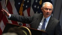 Sessions thinks violent crime is on the rise across America. He's wrong.