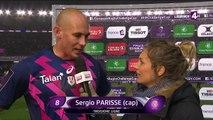 """Rugby / Challenge Cup. Sergio Parisse :""""On mérite ce titre européen !"""""""