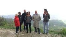 Hautes-Alpes : De gros travaux pour préparer l'arrivée des championnats de France de parapente à la montagne de Chabre